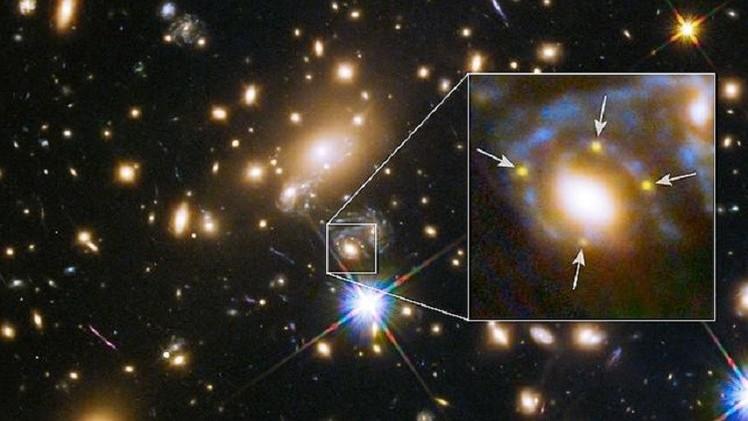 'El día de la marmota' en el espacio: la misma supernova explota repetidamente
