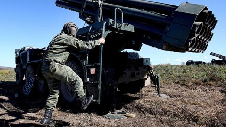 Arrancan en el sur de Rusia ejercicios militares las Fuerzas de Defensa Aérea