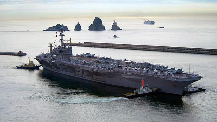 Analista de EE.UU.: Guía de 5 pasos para disponer de una armada de clase mundial