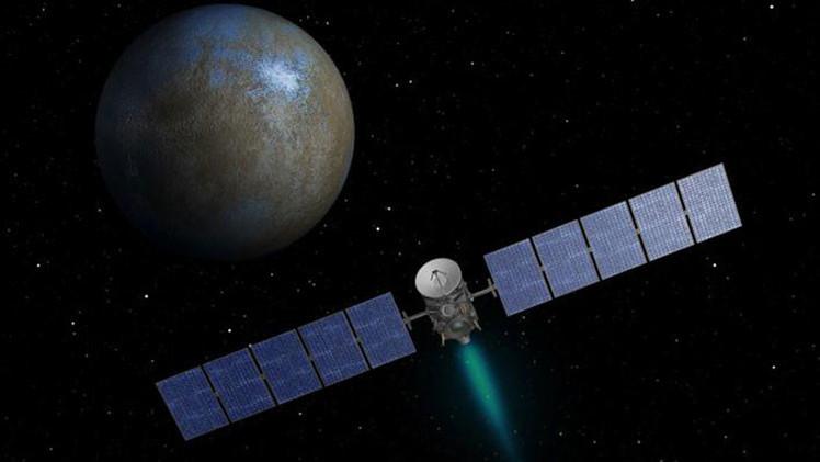 ¿Qué esperan encontrar los astrónomos en el enigmático planeta enano Ceres?