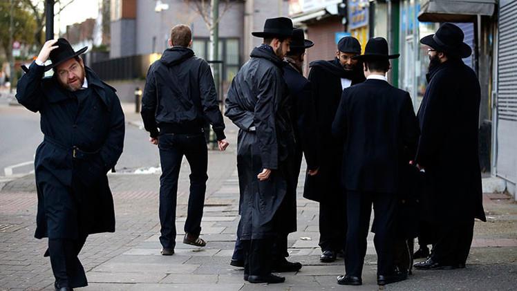 """Antisemitismo al alza en el Reino Unido: """"¡Peguen a la escoria judía!"""""""
