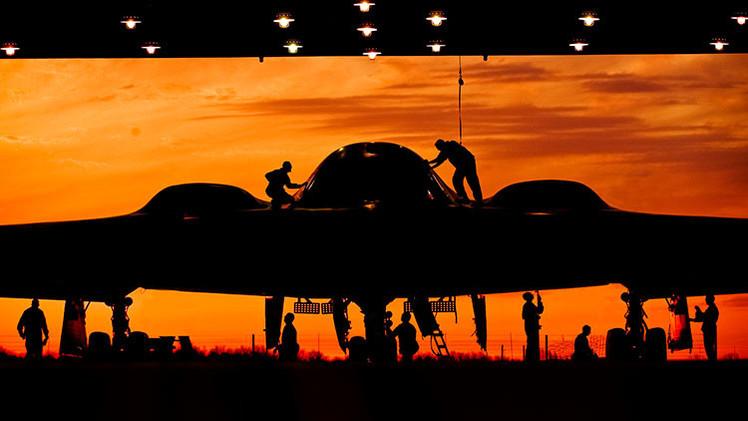 El Pentágono prepara enormes contratos para los nuevos bombarderos estratégicos