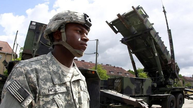 El sistema estadounidense Patriot llega a Polonia para entrenamientos militares de la OTAN