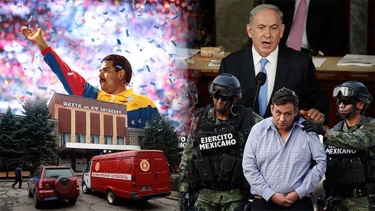 Explosión en Ucrania, desacuerdos entre EE.UU. e Israel y otras noticias que marcaron esta semana