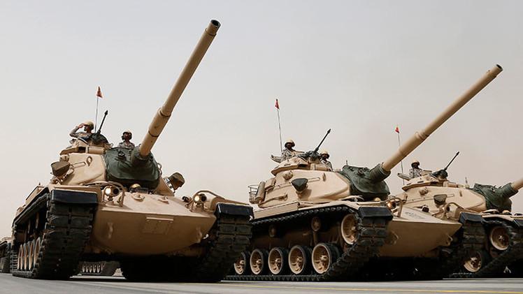 Arabia Saudita gasta más: ¿Qué países lideran la compra de armas?