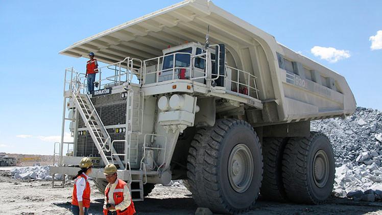 México: Investigan secuestro de varios mineros de una compañía canadiense