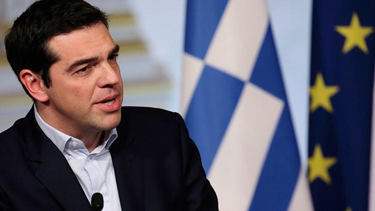 Tsipras: La política de Bruselas es un peligro para Europa