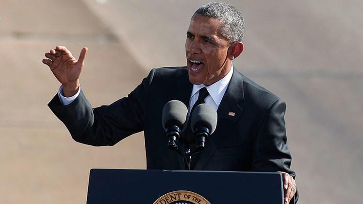 """Obama: """"Si no hay acuerdo, EE.UU. abandonará las negociaciones sobre el programa nuclear iraní"""""""