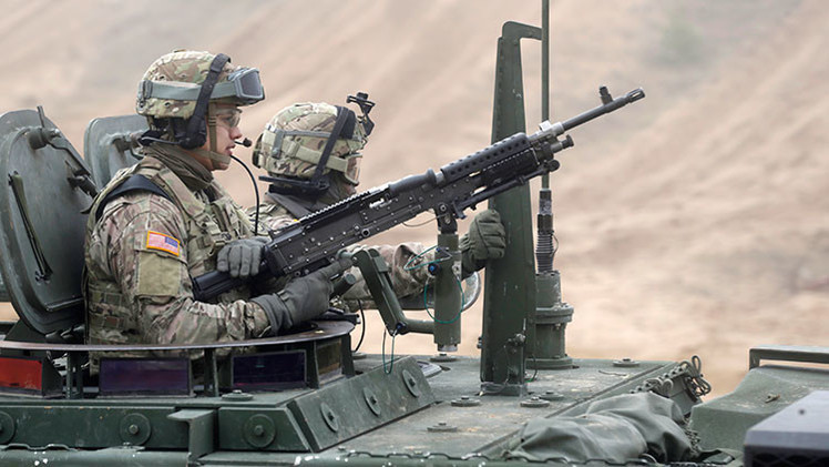 """""""La agresión de EE.UU. en Ucrania genera riesgos de una guerra nuclear"""""""