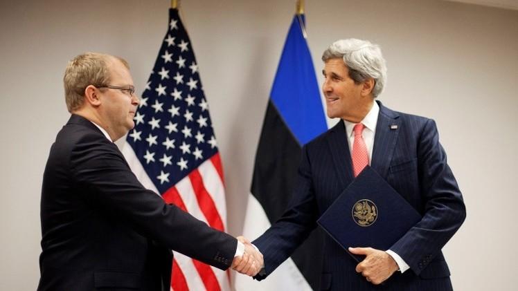 """Político estonio: """"La dependencia de EE.UU. nos ha convertido en una república bananera"""""""