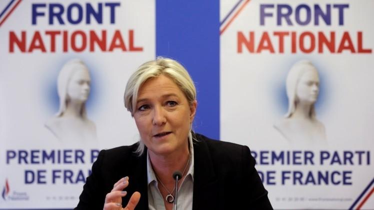 El primer ministro francés teme la llegada de Marine Le Pen al poder