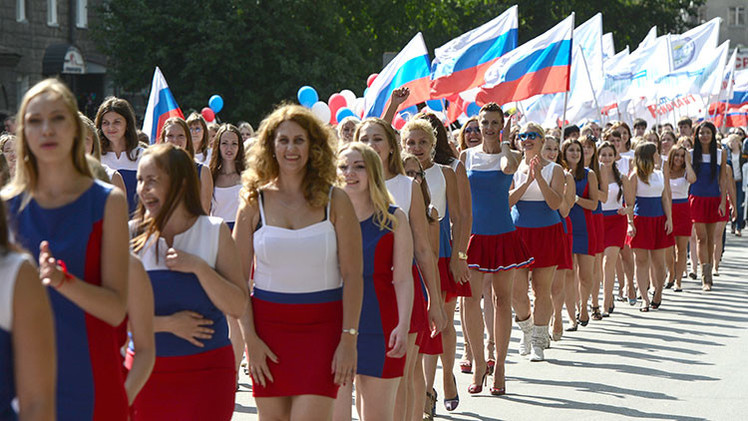 """""""¿No vemos los franceses que los rusos son nuestros hermanos? ¿No entendemos lo que les debemos?"""""""