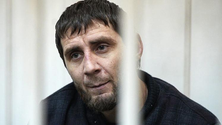 Un sospechoso de asesinar al líder opositor ruso dice que actuó por motivos religiosos