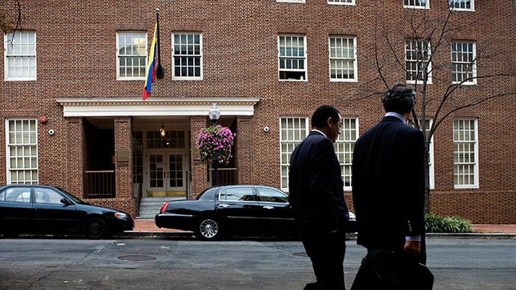 Venezuela convoca a consulta a su encargado de negocios en EE.UU.