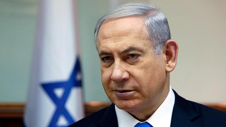 Una grabación muestra a Netanyahu intercambiando favores