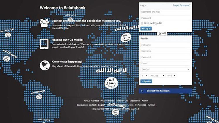 'Califatobook': ¿El Estado Islámico está construyendo su propio Facebook?