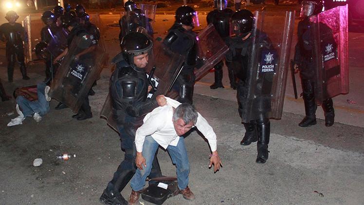 """Amnistía Internacional: """"Tortura, golpes y humillaciones son generalizadas en México"""""""