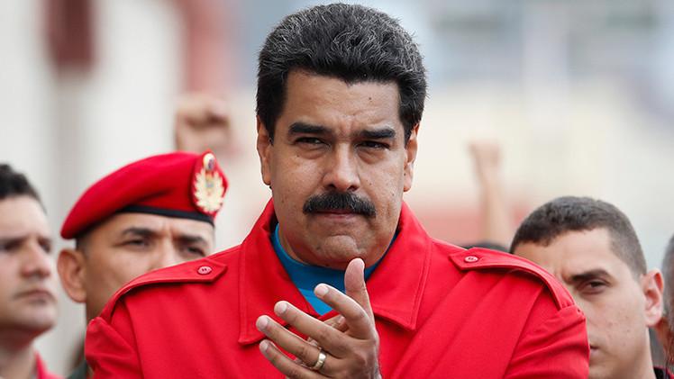 Maduro solicita Ley Habilitante para defender Venezuela de amenazas de EE.UU.
