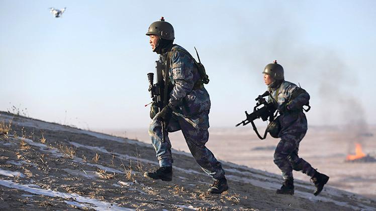 ¿Dónde podría comenzar el proximo gran conflicto de China?