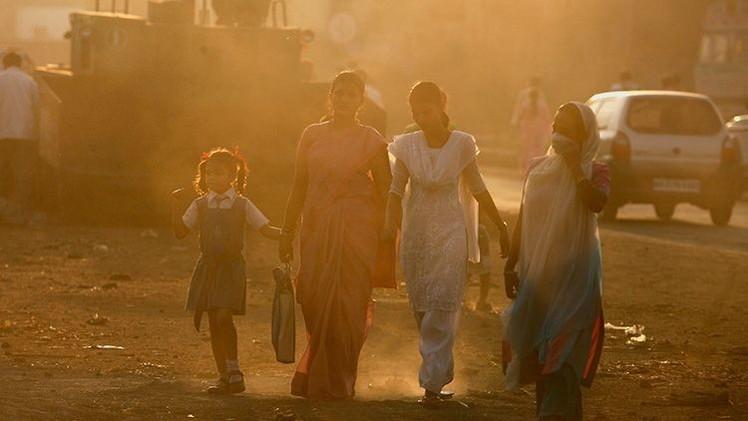 El precio del desarrollo industrial indio: el mundo, abocado al 'aireapocalipsis'