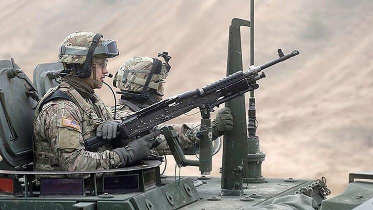 """""""'Show' político"""": EE.UU. inicia el despliegue de 3.000 soldados en los países bálticos"""
