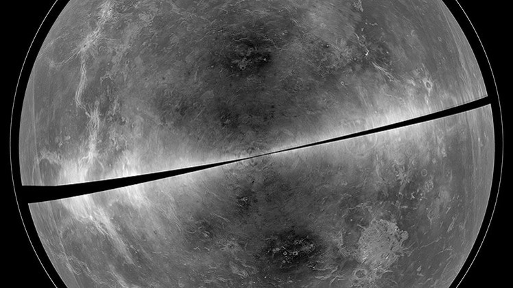 Fotos: Captan impresionantes imágenes nítidas de la superficie de Venus