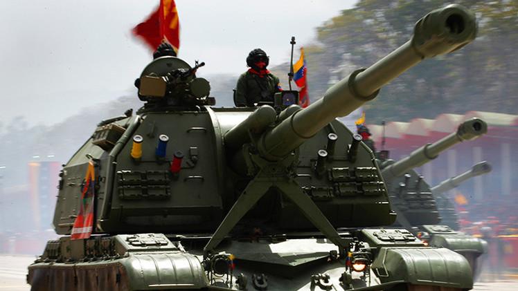 Fuerza Armada de Venezuela rechaza la agresión de EE.UU.