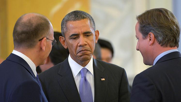 Medios: A Barack Obama no le quedan amigos en la arena internacional