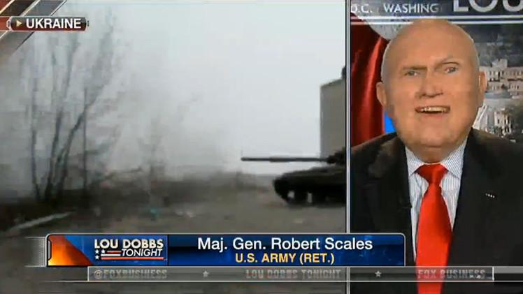 """Analista de Fox News: """"Para salvar Ucrania hay que matar cuantos rusos sea posible"""""""