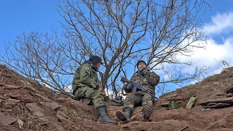 OTAN: El alto el fuego en Ucrania se está cumpliendo