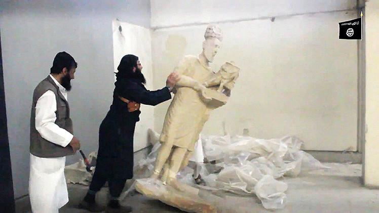 El Estado Islámico quiere borrar la historia antigua de Irak