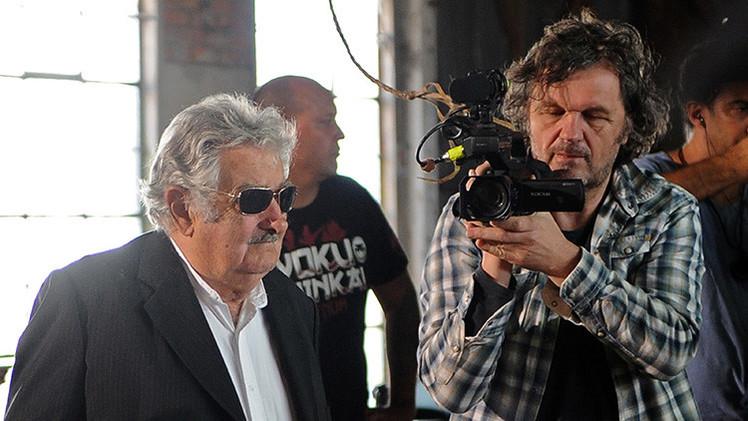 """Kusturica sobre Mujica: """"Es la primera vez que un presidente deja un gobierno con tanta gloria"""""""