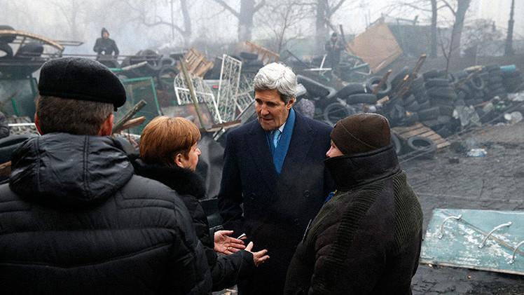 """Eurodiputado: """"El golpe en Ucrania lo organizaron los servicios secretos de EE.UU."""""""