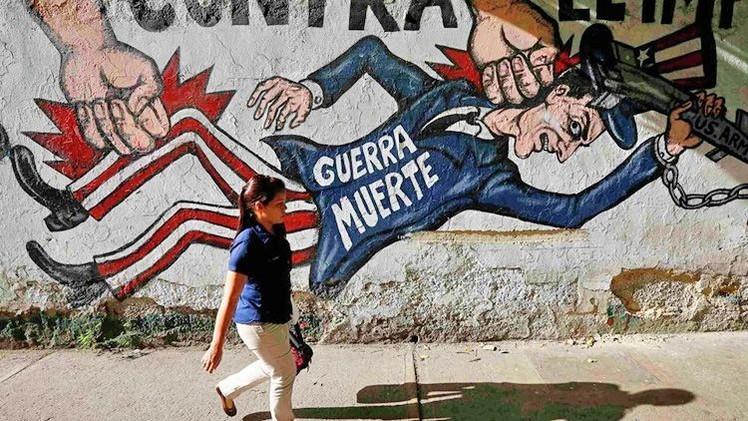 Faría: EE.UU. está librando una guerra económica contra Rusia, Irán y Venezuela