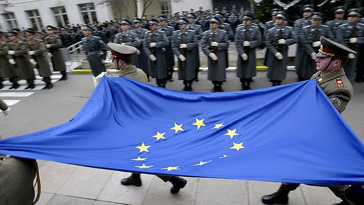 """""""La creación de un ejército europeo podría reducir la influencia de EE.UU. en la UE"""""""