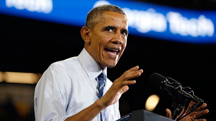 """Obama prorroga sanciones contra Irán por """"amenaza extraordinaria"""""""