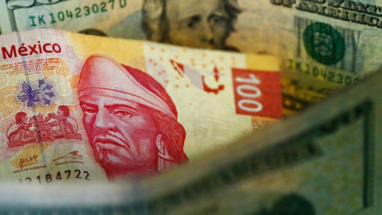 El Banco de México subasta sus reservas internacionales para 'salvar' al peso