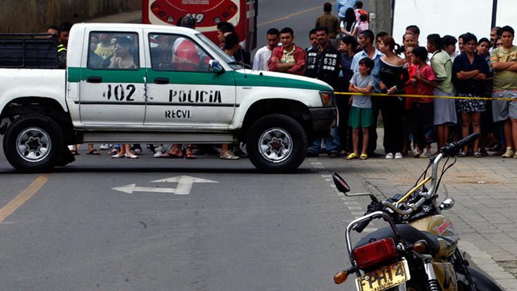 Colombia: Al menos 7 heridos tras una explosión en el sur de Bogotá