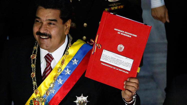 Las claves de la Ley Habilitante 'Antiimperialista' de Venezuela