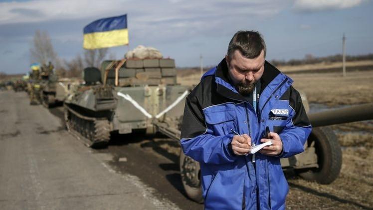 Ucrania y EE.UU. impiden la resolución sobre la misión de la OSCE en Donbass