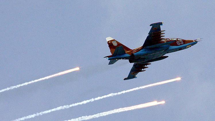 Expertos en disputa: ¿Pudo un avión de asalto Su-25 derrumbar al MH-17?