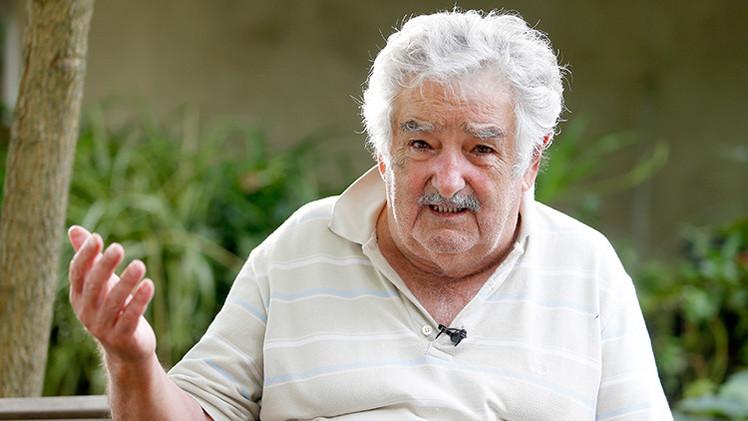 """Mujica: """"En América Latina estamos podridos de que se metan los estadounidenses"""""""