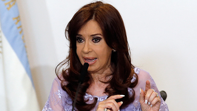 "Cristina Kirchner: ""Es inverosímil que Venezuela sea una amenaza"""