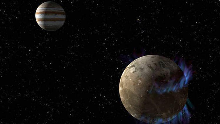NASA: La luna más grande del sistema solar posee un océano