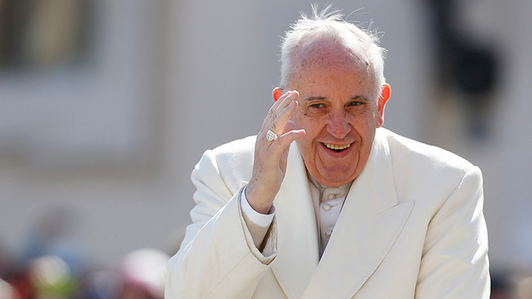 Papa Francisco: El infierno no existe y Adán y Eva es un cuento