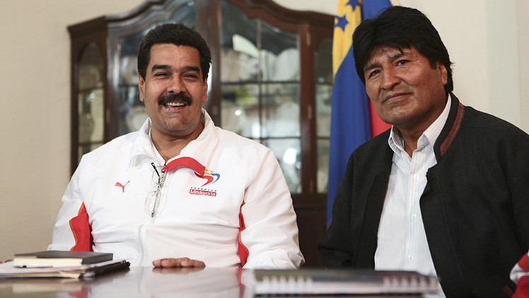 Bolivia repudia las amenazas de EE.UU. sobre Venezuela