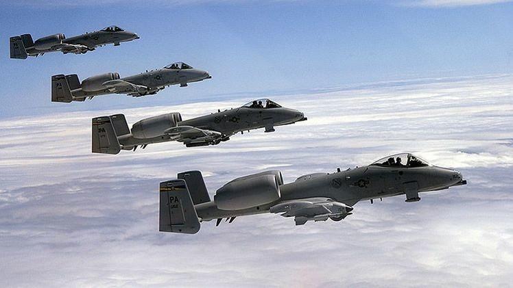 Conozca las aeronaves militares que dominan hoy los cielos