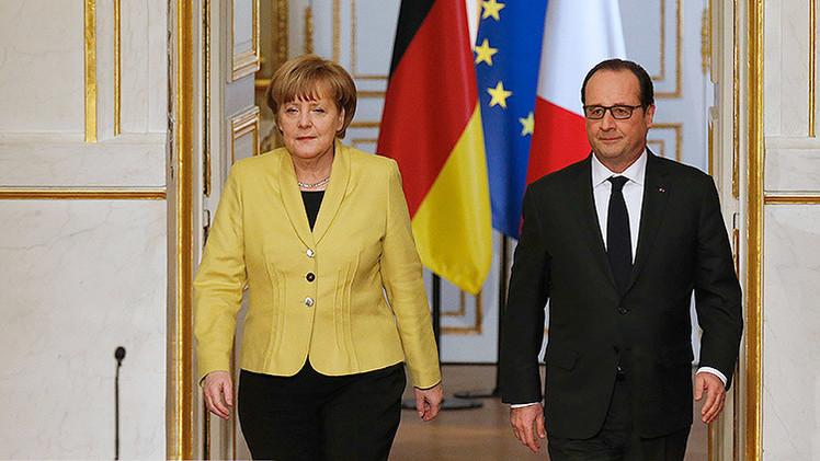 Las repúblicas de Donbass piden a Francia y Alemania imponer sanciones contra Ucrania