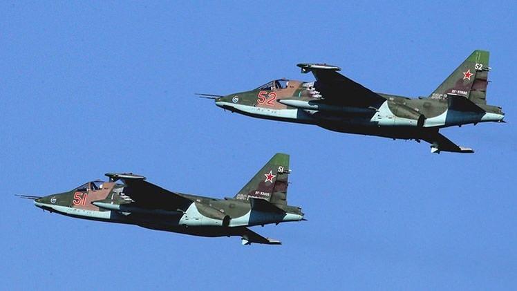 Duelo de 'aviones asesinos': El ruso Su-25 contra el A-10 Thunderbolt de EE.UU.