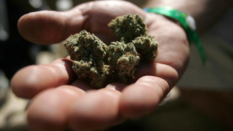 """""""Me siento traicionada por el Gobierno. La marihuana podría acabar con mi dolencia"""""""